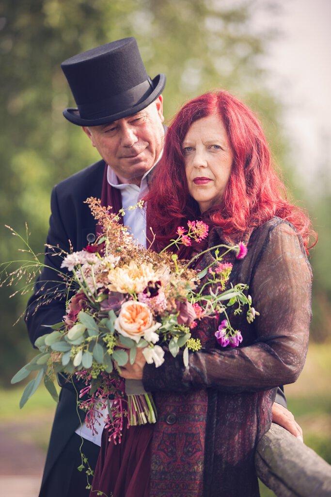 Evelyn und Alfred